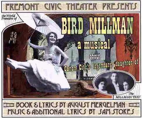 Click here for more information about Bird Millman
